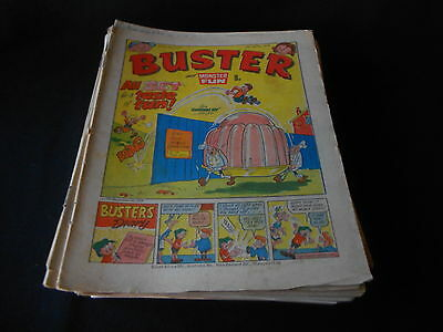 Buster Comic 7th April 1979