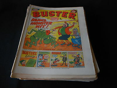 Buster Comic 14th April 1979