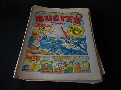 Buster Comic 21st April 1979