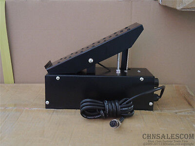 Foot Control Pedal Control Switch 7 pins Matching Welder