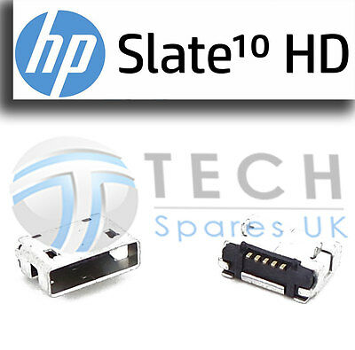 HP SLATE 10 HD USB Charging DC Jack Socket Port Connector Original Replacement