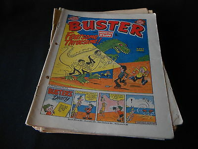 Buster Comic 26th May 1979