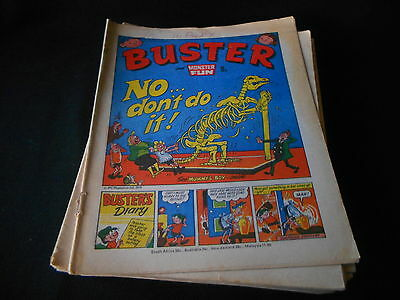 Buster Comic 30th June 1979