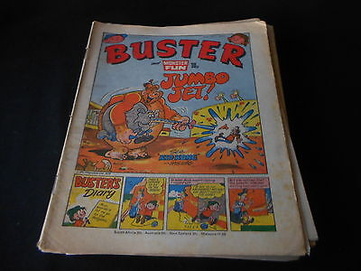 Buster Comic 21st July 1979