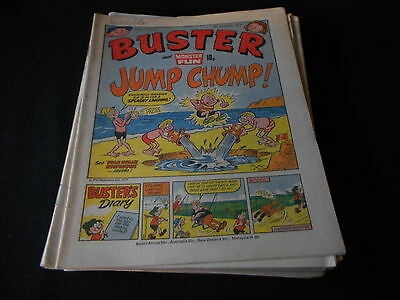 Buster Comic 4th August 1979