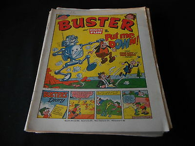Buster Comic 11th August 1979