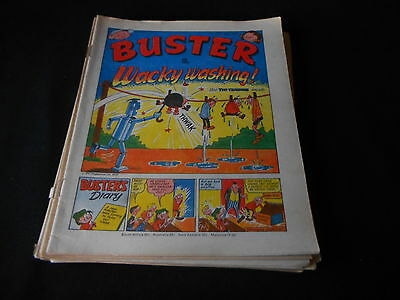 Buster Comic 27th October 1979 ideal birthday or christmas present