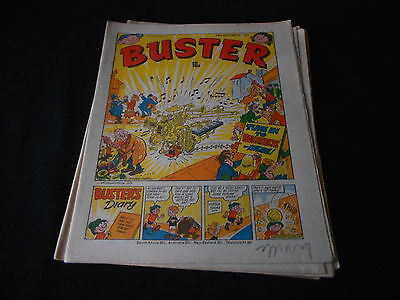 Buster Comic 24th November 1979 ideal birthday or christmas present