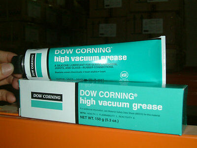 1pcs 150g Dow Corning High Vacuum Grease HVG,976V #NC4