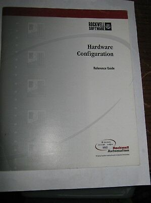 Rockwell Software 9399-HARDWAREREF-JAN00 Hardware Configuration Guide, Used