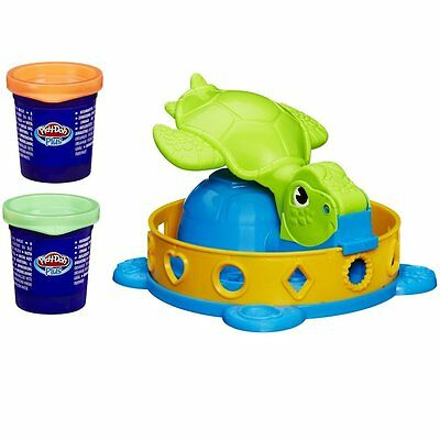 Play-Doh PlayDoh Twist 'N Squish Turtle Includes 2 x Pots Of Play-Doh Plus