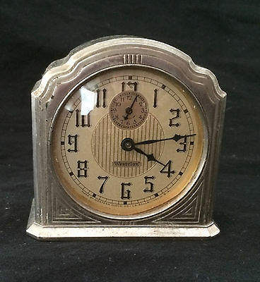 Alarm Vintage 1930 69 Clocks Collectibles