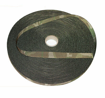 "Double Sided MTP /Multicam Camouflage Military Spec 25mm / 1"" Webbing - UK Woven"
