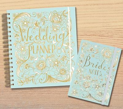 Happily Ever After Wedding Planner Book Diary Journal Ideal Engagement Gift