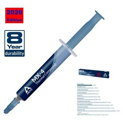 Arctic Cooling MX-4 Thermal Compound 4g Paste Tube for PC XBOX 360 PS3 No Silver
