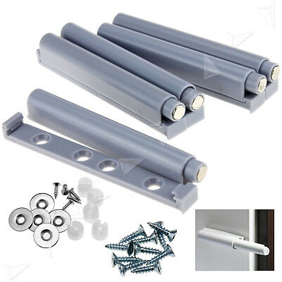 5PCS Push to Open system Damper Buffer for Door Cabinets Drawers