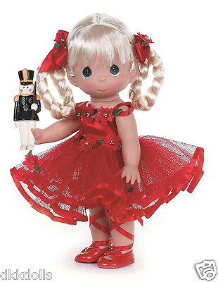 Precious Moments Dance of Joy Ballerina 12 In. Doll, 2013-2014, New