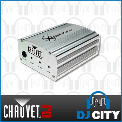 Chauvet Xpress 512 Plus USB - Lighting Control Interface for DMX Light - BNIB...