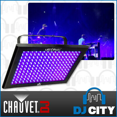 Chauvet LED-SHADOW 192 LED UV Light Ultra Violet Black Light Glow Party DJ FX...