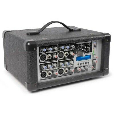 PDM-C804A Power Dynamic 4-Channel Power Mixer 800W (