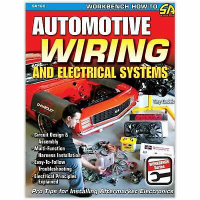 SA Designs SA160 Book - Wiring & Electrical Automotive Wiring & Electrical Syst