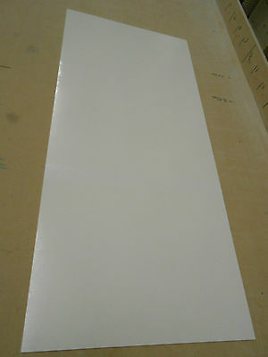Hygienic GRP Smooth Wall Cladding. Packs of 10. Various sizes