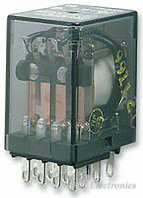 Te Connectivity / Potter & Brumfield   Khau-17D11-24   Plug-In Relay, Contacts 4