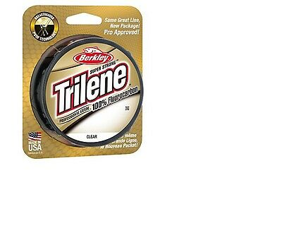 Berkley Trilene 100% Fluorocarbon - 200YDS - All Sizes