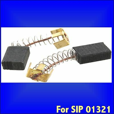 CARBON BRUSHES for SIP 01321 TABLE SAW motor