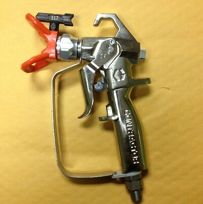 Graco 288421 Contractor Gun With RAC 5 286517 #517 Paint Sprayer Tip