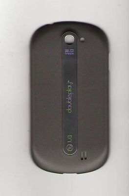 Lot Of 2 Used Oem Battery Door Back Cover Lg C729 T Mobile