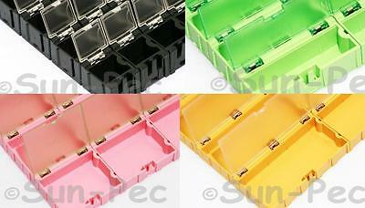 Anti-static electronic components boxes SMT SMD storage box various