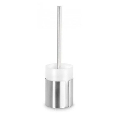 Blomus Tarro Free Standing Toilet Brush and Holder Stainless Steel Frosted 68593