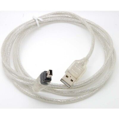 USB  cable Firewire IEEE 1394 for MINI DV HDV camcorder to edit pc c17