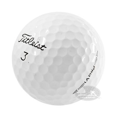 50 TITLEIST PRO V1  palline da golf usate cat 2/3 STELLE (A/AA) used golf balls