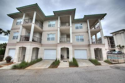 Three Story Town House South of 30A in Beautiful Seagrove Beach! VIRTUAL TOUR!!