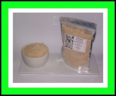 Frankincense Powdered Gum Resin 50g Wildcrafted (Boswellia carteri) 100% Natural