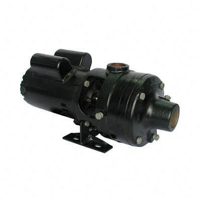 1 hp Booster Pump, Dayton 5uxh2