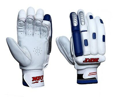 MRF Grand Kohli (Sausage) Style Batting Gloves - Player Grade RH/LH + Free Inner