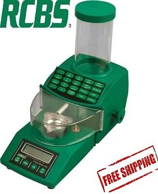 RCBS Chargemaster 1500 Combo Powder Scale & Dispenser 98923 115 volt