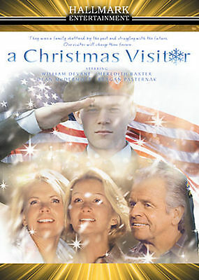 A Christmas Visitor Meredith Baxter Hallmark DVD NEW factory sealed