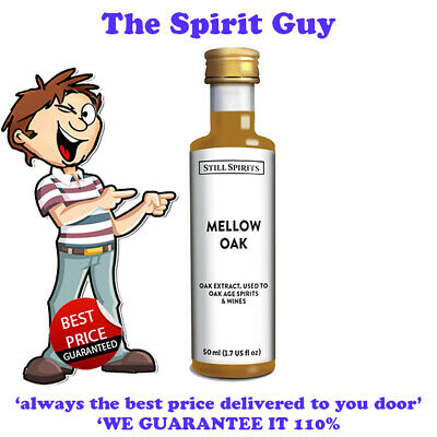 MELLOW OAK ADDITIVE ( OAK EXTRACT ) @ $5.49 each By STILL SPIRITS - 30108