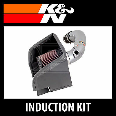 K&N Typhoon Performance Air Induction Kit - 69-8613TS - K and N High Flow Part