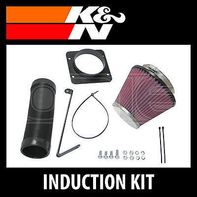 K&N 57i Performance Air Induction Kit 57-0099 - K and N High Flow Original Part