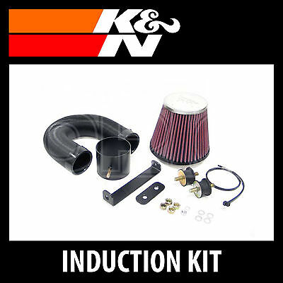 K&N 57i Performance Air Induction Kit 57-0026-1 - K and N High Flow Part