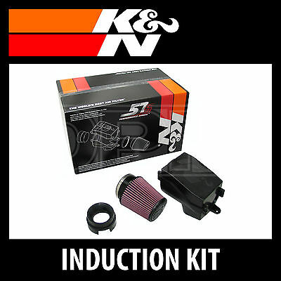 K&N 57i Performance Air Induction Kit 57S-9500 - K and N High Flow Original Part