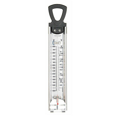 ++ KitchenCraft Home Made Deluxe Kochthermometer ++