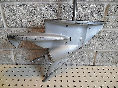 Lower Unit / Gearcase Evinrude Sportwin 3.3Hp 1947-1951 Vtg Missaukee Outboard