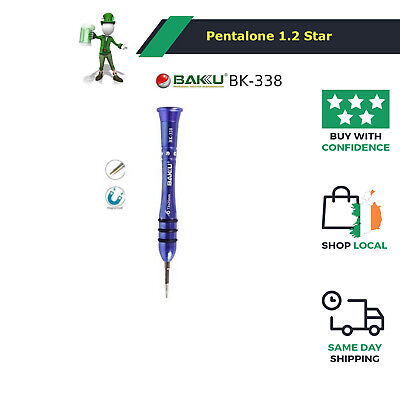 Pentalobe 1.2 Star Professional Screwdriver For Macbook Pro, Air, Retina