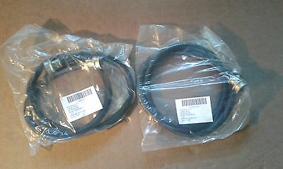 1 pair GE Washing Machine Hoses  4 foot (length) 1/2 inch ID WH41X58 new 2 hoses